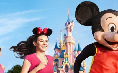 Course à Disneyland Paris